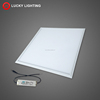 6500k dimmable 600x600 square flat led panel ceiling lighting