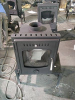 Good Quality Modern Design Wood Burning Insert Stove, Craft Stove, Fireplace Insert