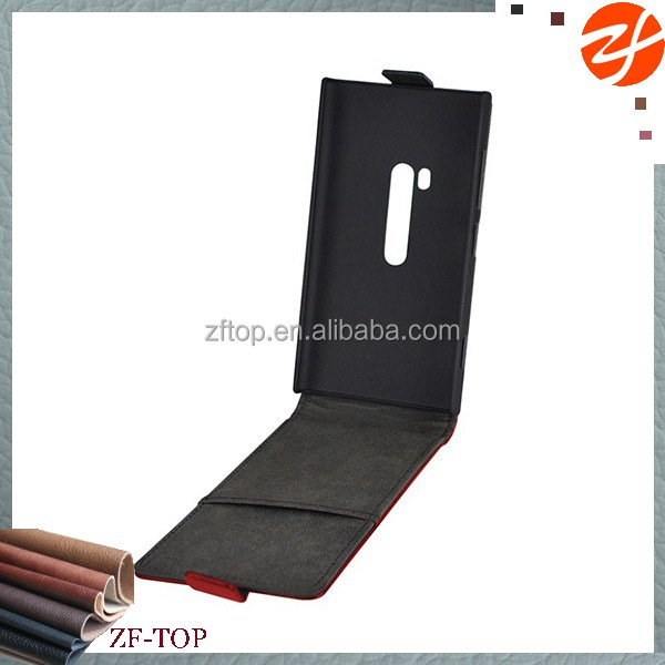 For Nokia N920 leather flip case,wholesale phone case for Nokia N920