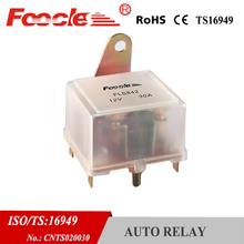 12V 30A 2A transparent car relay good quality low price