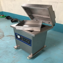 DZ400 glass bottle vacuum packing machine for sauce