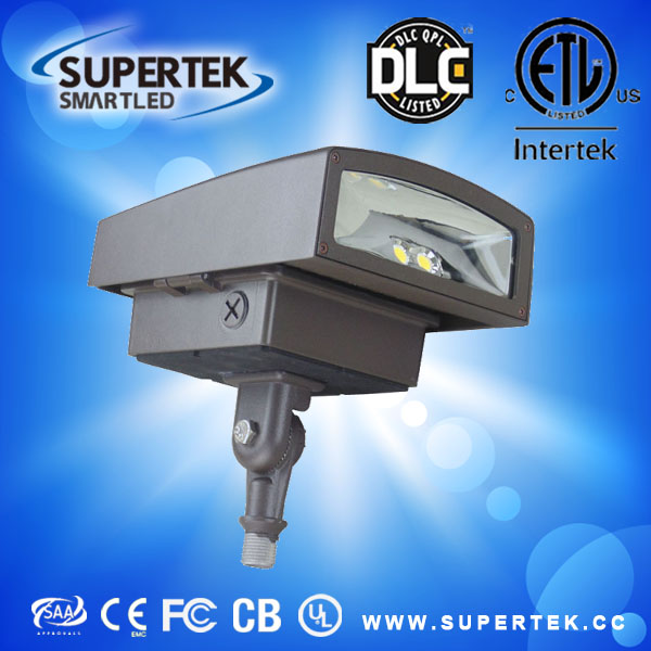 DLC and ETL 20w mini led outdoor flood light with 5 years warranty
