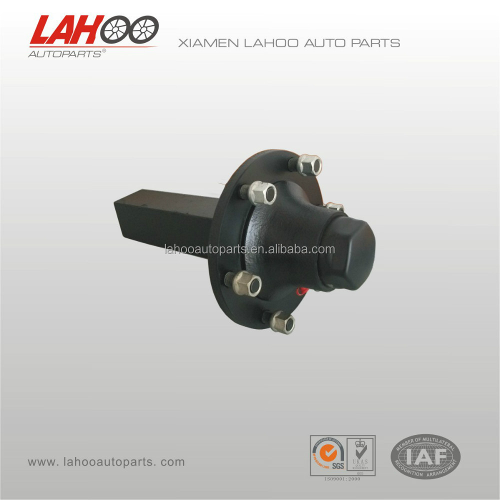 Trailer Axles Parts and Trailer Parts Use Manufacturers/Solid Steel Trailer Axles