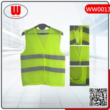 Hot sale mesh high visibility work vest