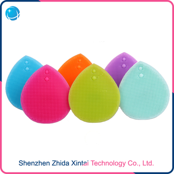 Cleaning Facial Brush 100% Silicone Face Washing Tool, 100% Silicone Facial Washing Brush
