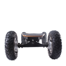 all terrain electric longboard mountainboard skateboard