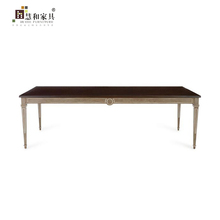 Custom Top Quality Restaurant Vintage Wood Table,Rosewood Dining Table