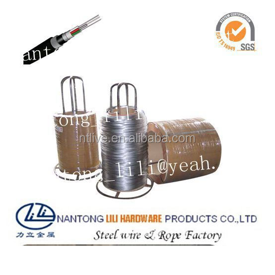 SAE 1006 low carbon steel wire