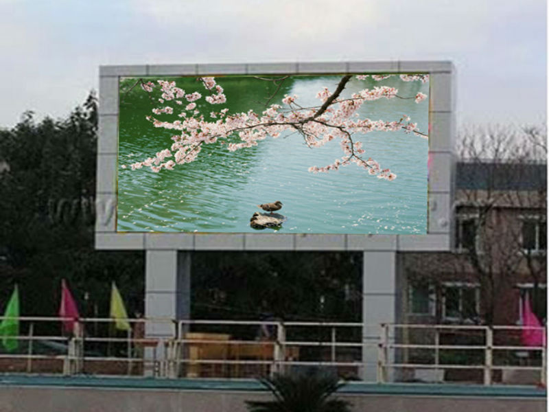 china lcd tv price in india P10 P12 P16 Advertising LED Display,Digital Billboards