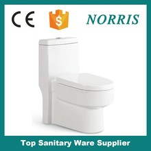 High Quality China Sanitary Ware Washdown one piece toilet