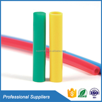 Pu tube specification tear resistance colored small diameter thin plastic tube for air tool