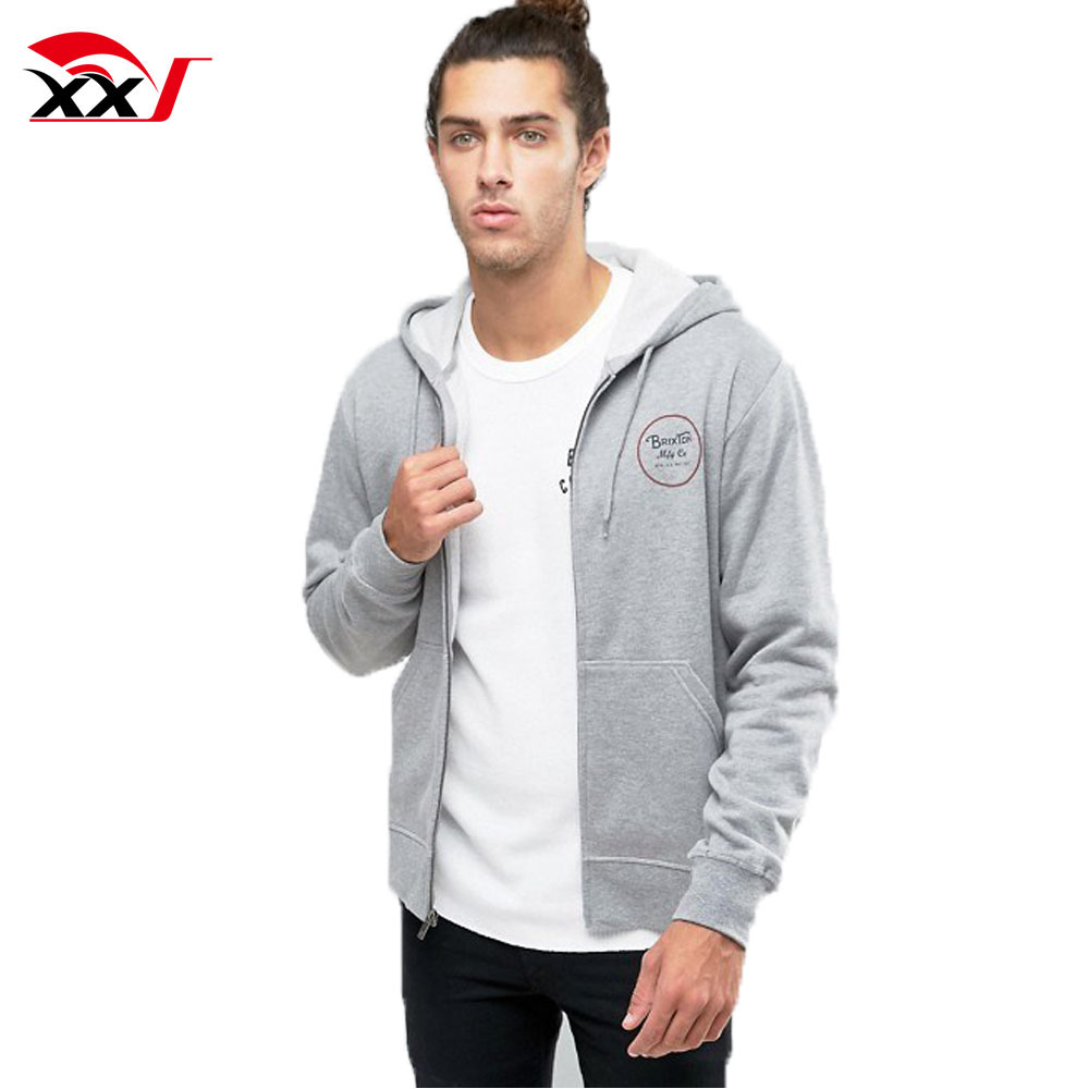 2017 new arrival mens clothing zip hoodie 60 cotton 40 polyester print jumper for sale