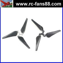 9443 Self-locking 3-Blade Folding Carbon Fiber Props for DJI Phantom 2 Vision
