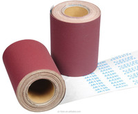 Aluminum Oxide soft Emery Cloth for Machine Use Abrasive Cloth Roll JA135