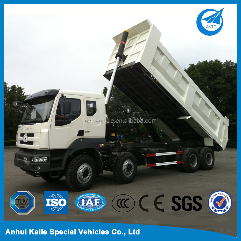 10 Ton 20 Cubic Meters Heavy Duty Dump Truck For Hino