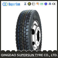 High quality front and rear radial truck tires truck 11R22.5 with cheap prices