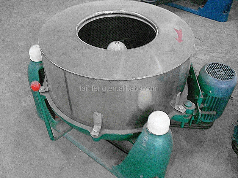 Industrial spin dryer for bathroom use