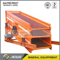 jinchuan hot vibrating screen in china