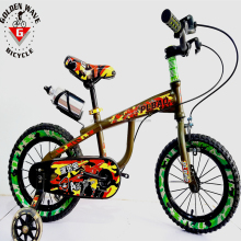 baby bicycle high quality hot sales 2017 new model at cheap prices with high riser and tool box