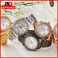 latest promotion fashion vogue for women quartz wrist watch