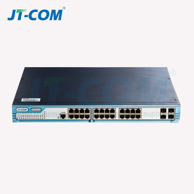 layer 3 10G Static Routing Switch 28 ports core switch with 4 sfp ports