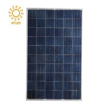 RoHS CE TUV solar power waterproof solar panels photovoltaic 250 w