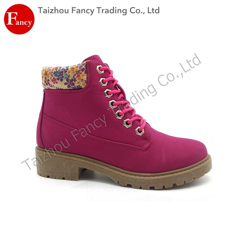 New Arrival Low Price Manufacturer Factory Custom Ankle Colorful Winter Boot