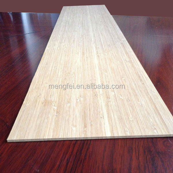 bamboo sheet for bamboo skateboard