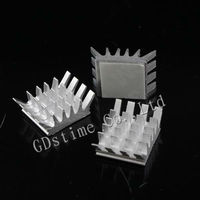 aluminum heatsink price for cooling electric products computer VGA Card