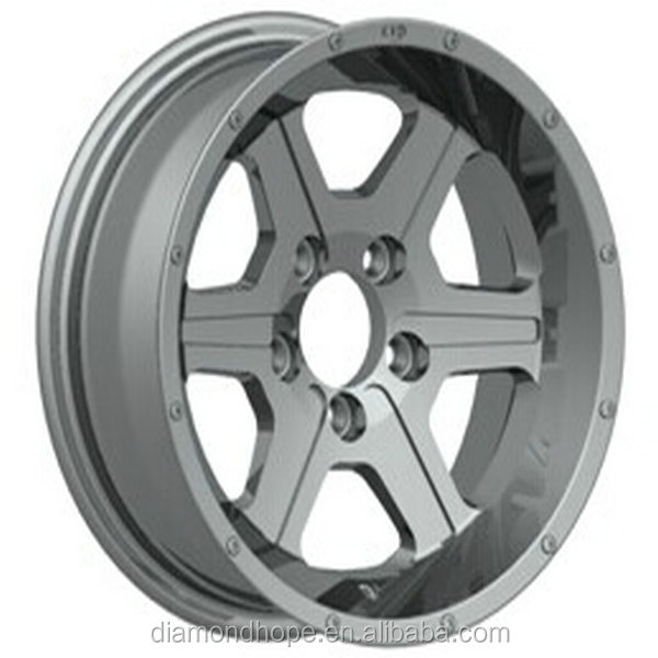 2014 production china alloy wheel in stock (ZW-P092)