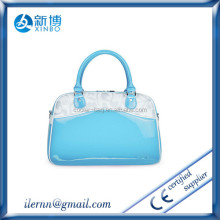 large space ladies PU golf clothes handbag