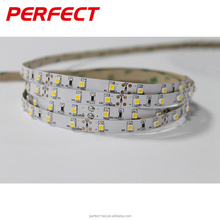 solar power heat resistant smd3528 led tapes, white/black PCB for aluminum profile used