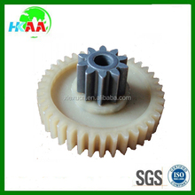 customized top quality plastic gear for paper shredder