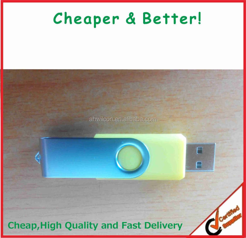 2016 Customized logo Printed Promotional 4gb usb flash drive