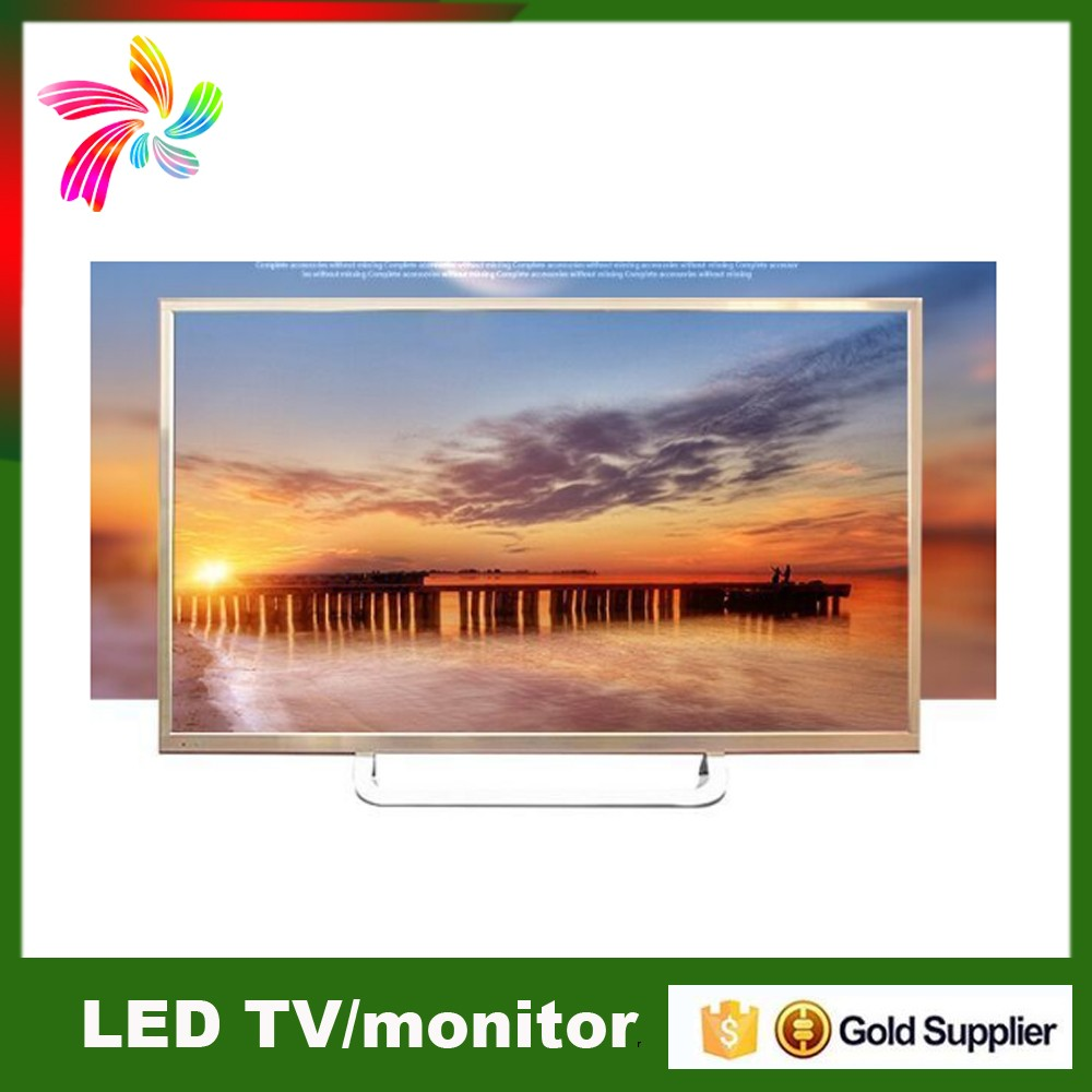 21 Inch Super Thin Cheap Touch Lcd tv with pc Input