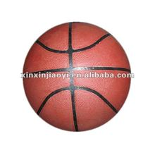 sublimated PU ,PVC,RUBBER basketball in bulk