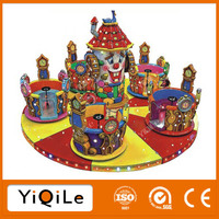 MUYIPLE SEATS LUXURY AND IMPERIAL PALACE SHAPE MOVING TOYS