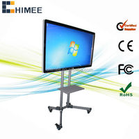 55inch super slim stand all in one tablet pc (HQ550-15 ,D525,I3,I5,I7 optional,26inch-65inch)