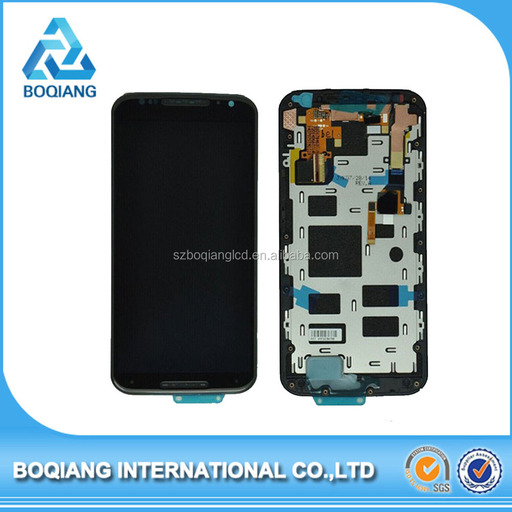 2015 New Arrival for Moto X Play LCD Screen Assembly, Parts Lcd complete for Moto X Play