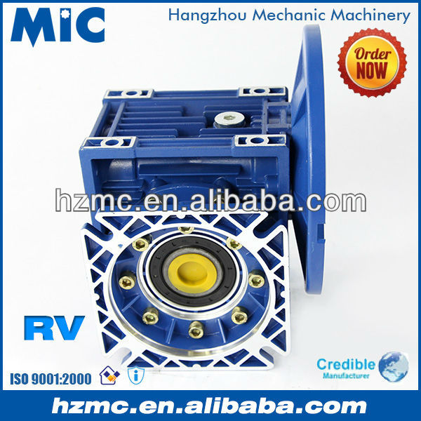 China ISO9001 Certificate NMRV Series Mini Output Flange Gearbox for Conveyor
