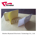 Adhesive sticky back cards for all brand card printer