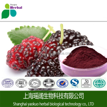 factory best price 20:1 Mulberry Extract DNJ 1% ,Mulberry Leaf or fruit Extract/ Mulberry P.E.