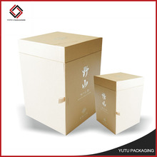 Exquisite beauty sample cosmetic paper box packaging