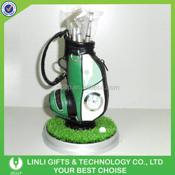 2013 hot selling golf bag with round grass imported from Taiwan