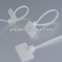 Cable tie tag