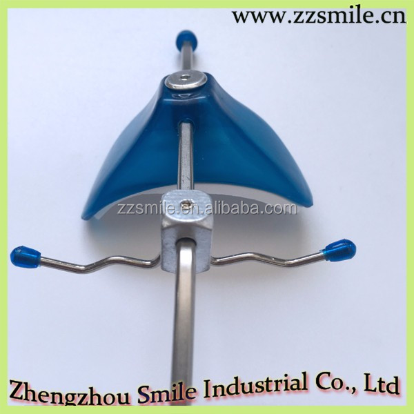 High quality Dental blue dental lips and cheek retractor dentist oral opener