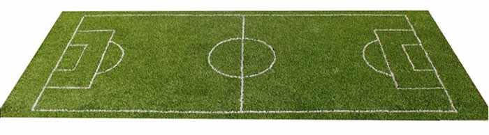Golf Artificial Grass Protection Mat