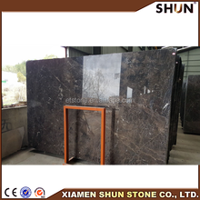Hot sale cheap natural all kind of marble /Wholesale Emperador dark marble slab/ dark emperador marble