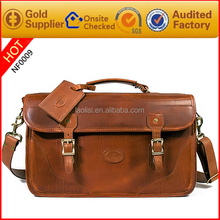 Guangzhou 2014 designer leather ladies business hand bag women