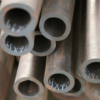 Cold Drawn Seamless Steel Round Tubes